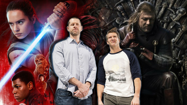 Db Weiss David Benioff Star Wars Game of Thrones