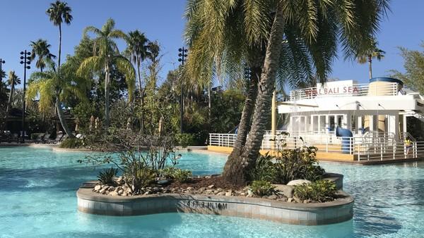 Universal Orlando Royal Pacific