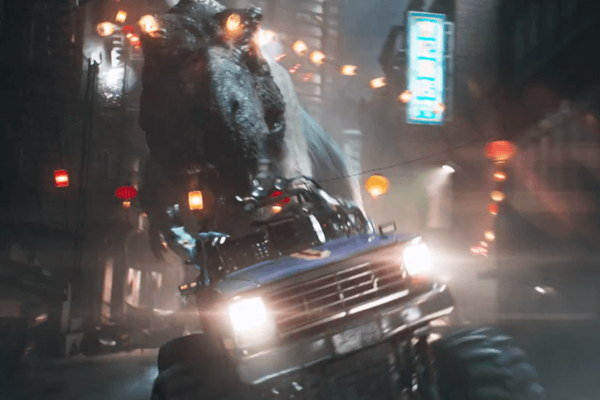 Ready Player One T-Rex