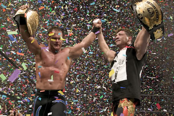 Chris Benoit Eddie Guerrero