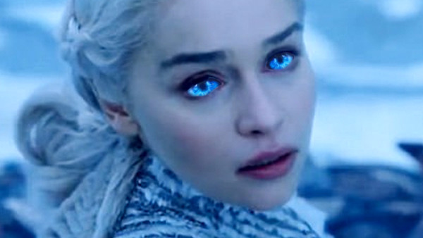 Game of Thrones Daenerys White Walker