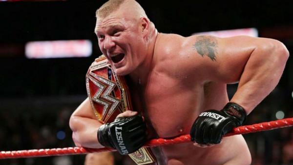 Brock Lesnar Universal Champion