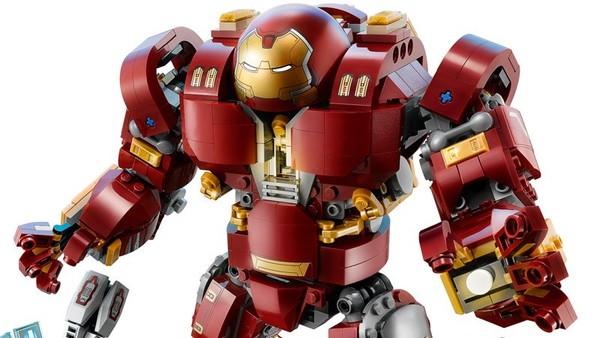 Hulkbuster LEGO