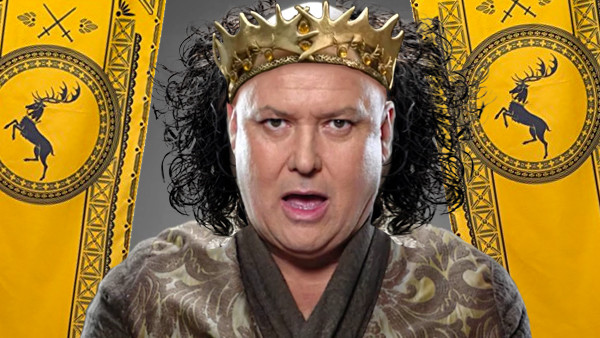King Robert Varys