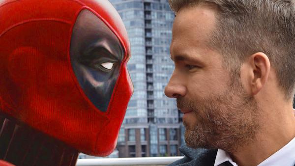 Deadpool Vs Ryan Reynolds