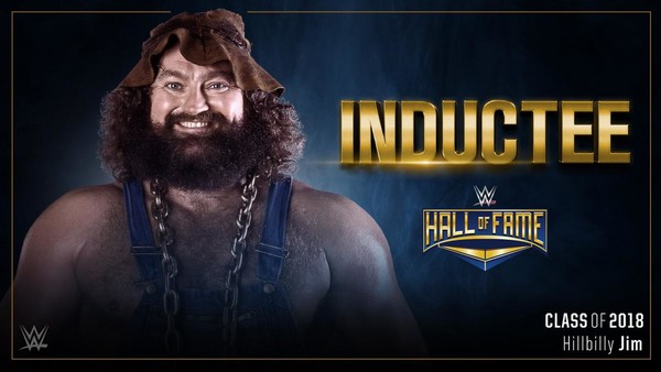 Hillbilly Jim Hall of Fame