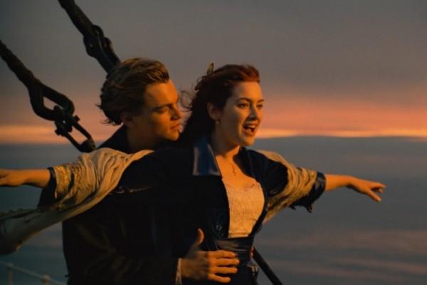 Titanic Leonardo DiCaprio Kate Winslet