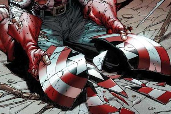10 Characters Who Have Broken Captain America S Shield