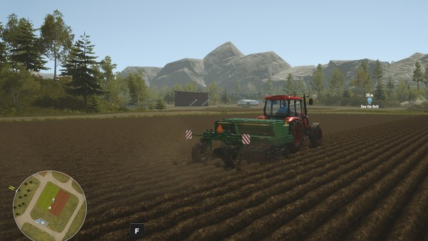 Pure Farming 2018 Sowing