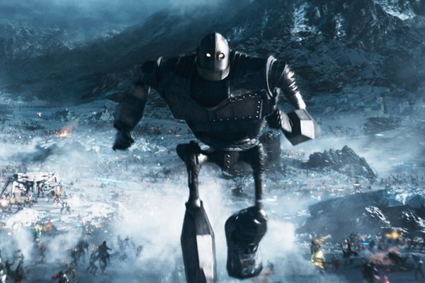 Ready Player One Movie Iron Giant