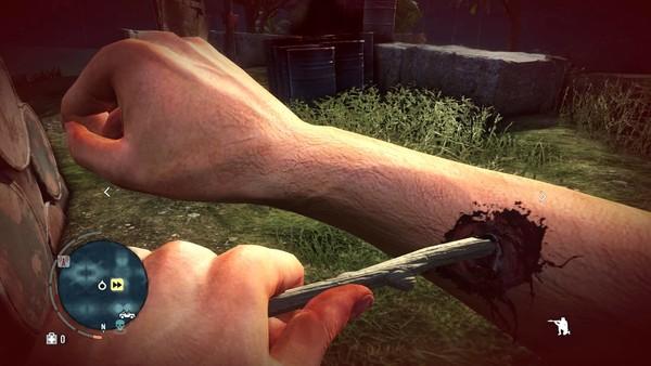 Far Cry Healing
