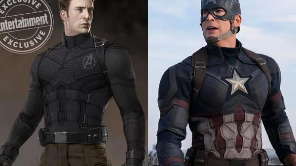 Captain America Concept 2