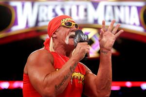 Hulk Hogan WrestleMania XXX