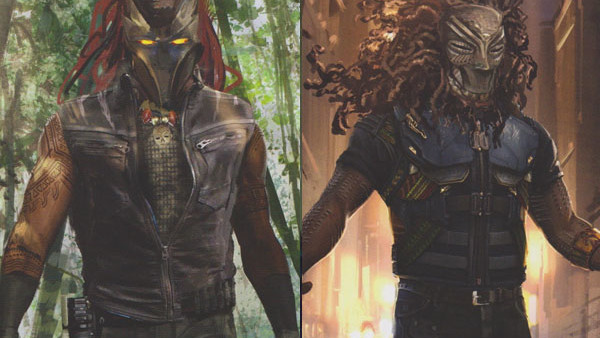 Mcu What Every Major Villain Almost Looked Like Page 25