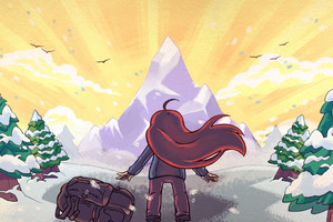 How Celeste Tells One Of The Best Video Game Stories Of All Time