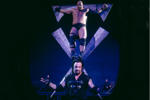 10 Shocking Wrestling Plans You Won't Believe ACTUALLY Happened