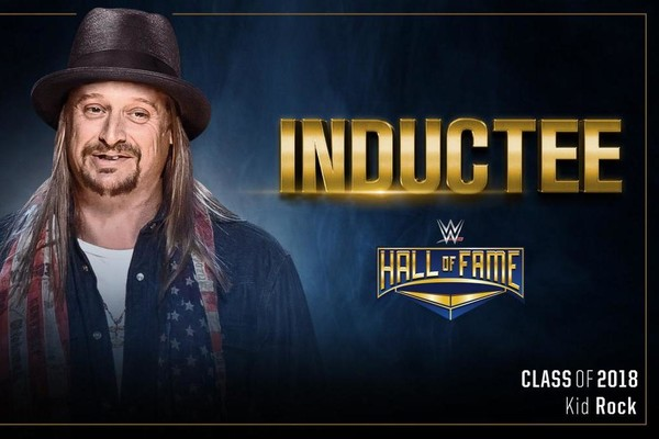 Kid Rock Hall of Fame