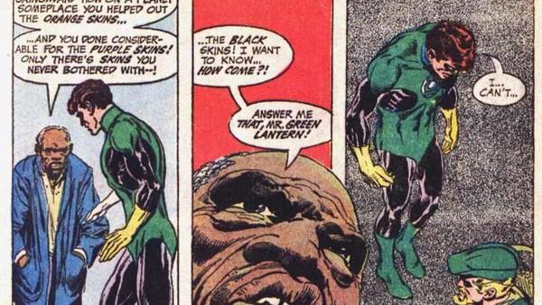 Green Lantern/Green Arrow debate