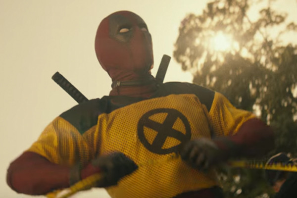 Deadpool 2 Yellow