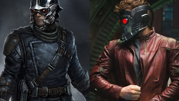 Star Lord Concept