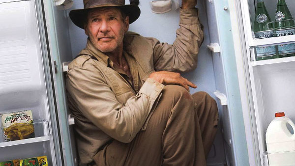 Indiana Jones Fridge
