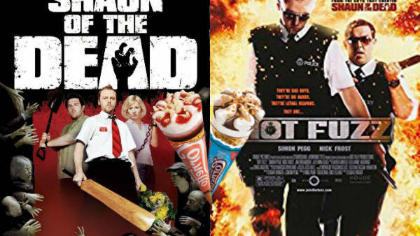 Shaun Of The Dead Hot Fuzz 2