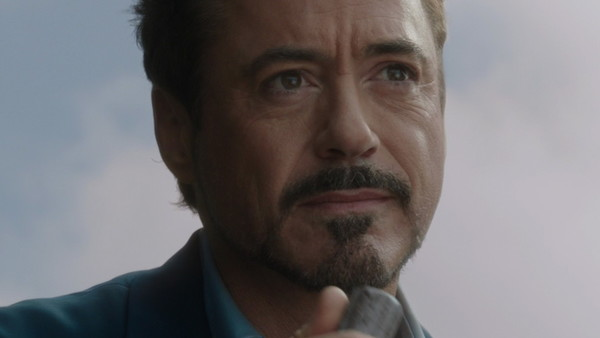 Tony Stark Iron Man 3