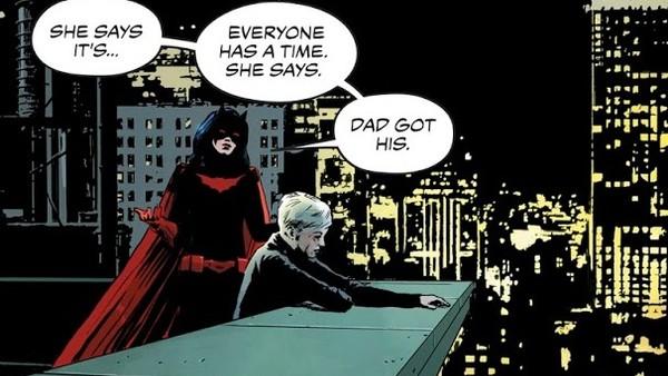 Batman Annual 2 Helena Wayne Batwoman