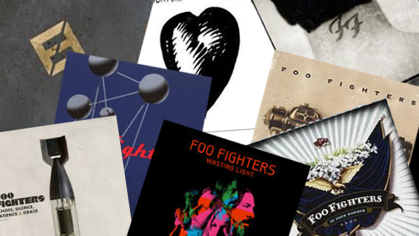 Ranking All 9 Foo Fighters Studio Albums From Worst To Best