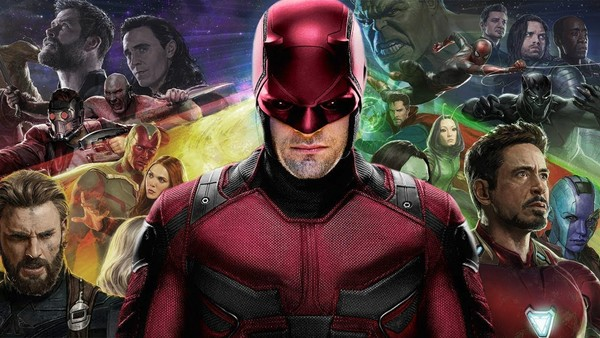 Infinity War Daredevil