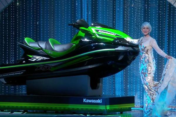 Oscars 2018 Helen Mirren Jet Ski