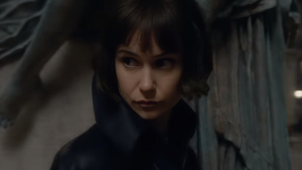 Fantastic Beasts The Crimes Of Grindelwald Tina