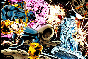 Avengers: Infinity War - Is Silver Surfer Making A HUGE Surprise Appearance?