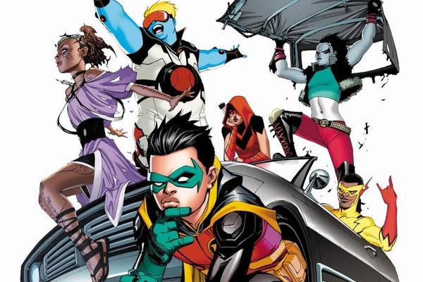Teen Titans DC 2018