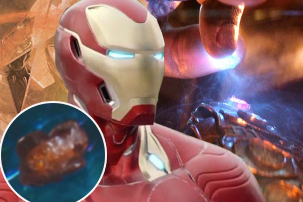 The Soul Stone Iron Man