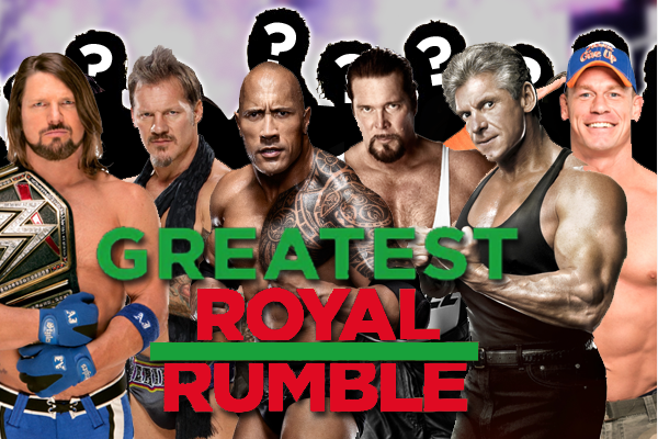 Predicting All 50 Superstars In The 'Greatest WWE Royal