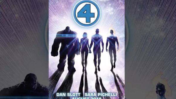 Fantastic Four Dan Slot Sara Pichelli