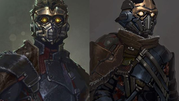 Star Lord Concept 2