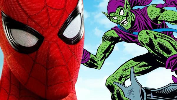 Spider Man Homecoming Goblin