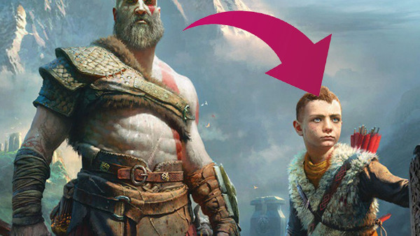 God Of War Atreus