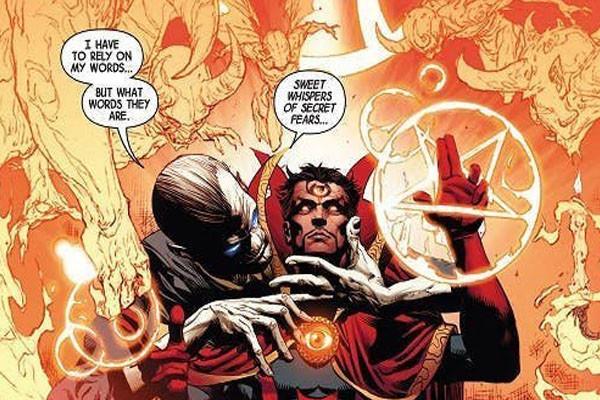 Doctor Strange Torture