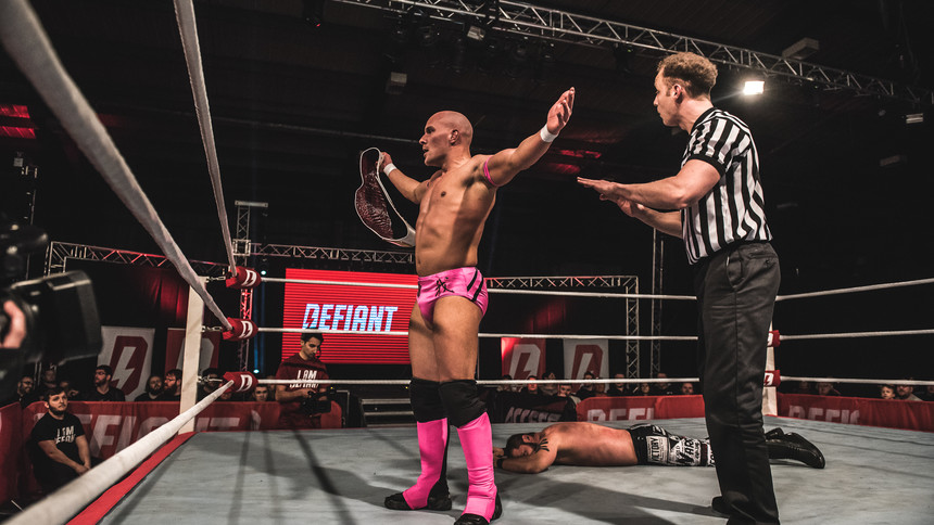 "Defiant #11 Recap: Kirby Has ""No Fun"" Against Austin Aries"