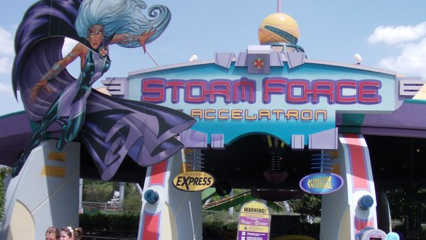 Storm Force Universal Orlando