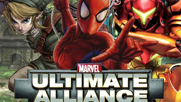 Marvel Ultimate Alliance Nintendo