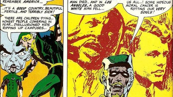 Green Lantern/Green Arrow Guardian