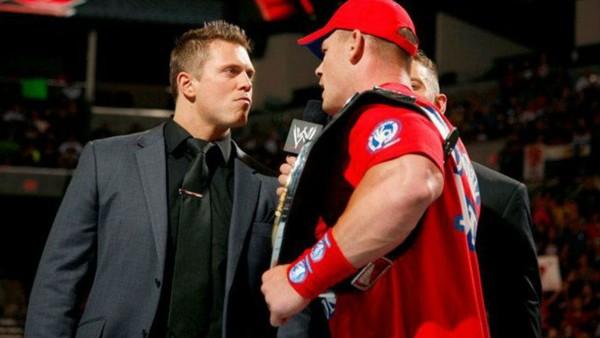 John Cena The Miz