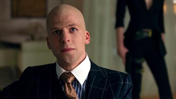 Jessie Eisenberg Lex Luthor Justice League