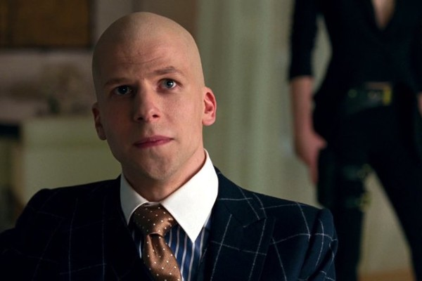 Jessie Eisenberg Lex Luthor Justice League