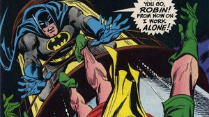 Batman kills Robin