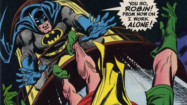 Batman kills Robin